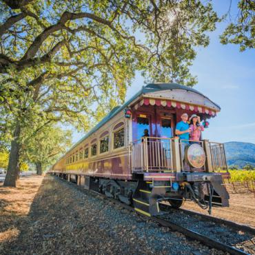 CA Napa Valley Wine Train Credit Visit California David Collier