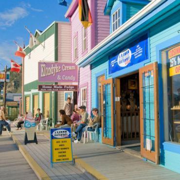 YT Dawson City
