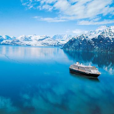 Holland America Eurodam_GlacierBay