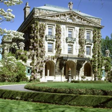 Rockefeller Estate mansion