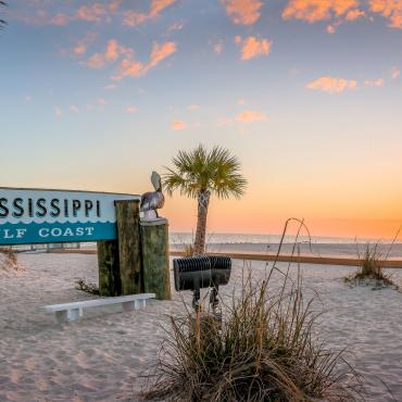 Miss Welcome to Gulf Coast