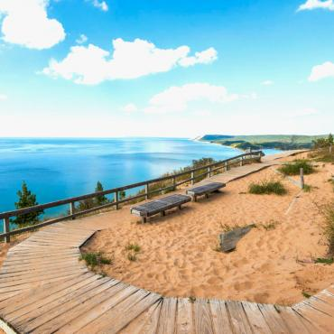Sleeping Bear Dunes MI