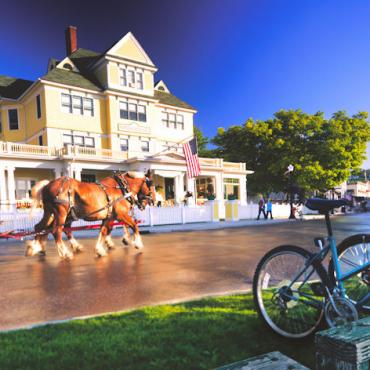 Intro Mackinac Carriage Ride Photo Credit Pure Michigan