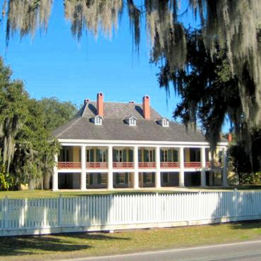 LA Destrehan Plantation