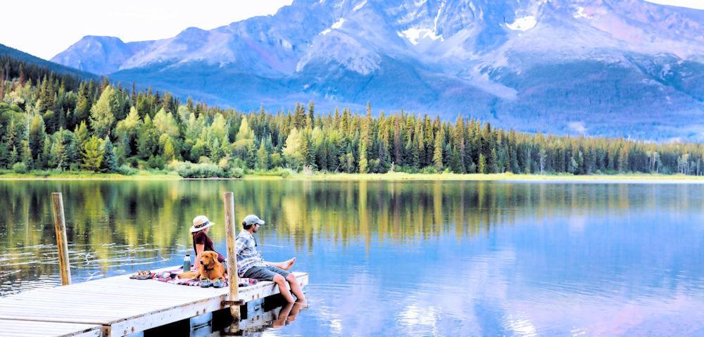 Main Page BC Lake