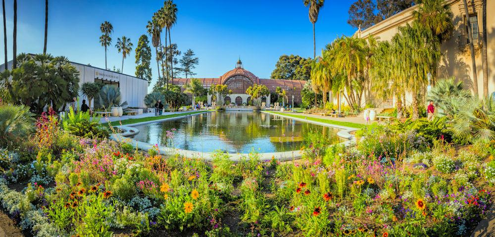 Balboa Park Credit Visit California David Collier