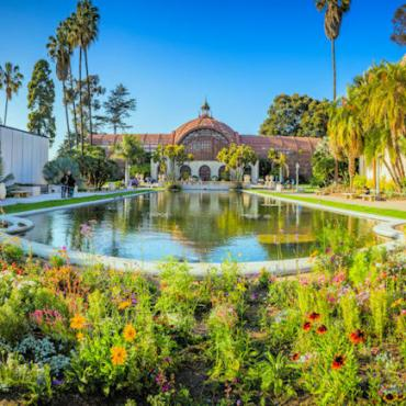 Balboa Park Credit Visit California David Collier web