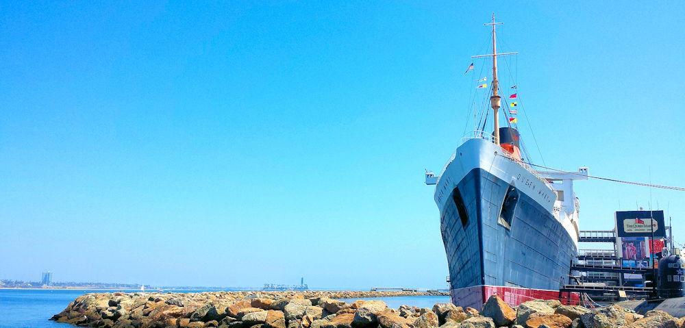 CA Long Beach Queen Mary