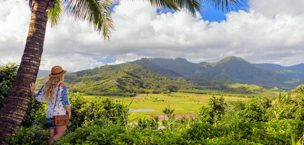 HI Hanalei lookout Credit Hawaii Tourism Authority (HTA)  Tor Johnson