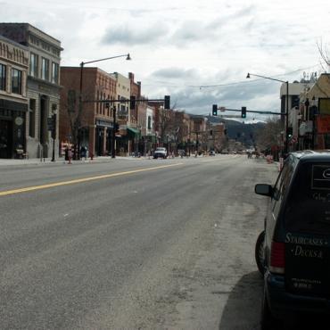 Street view Bozeman