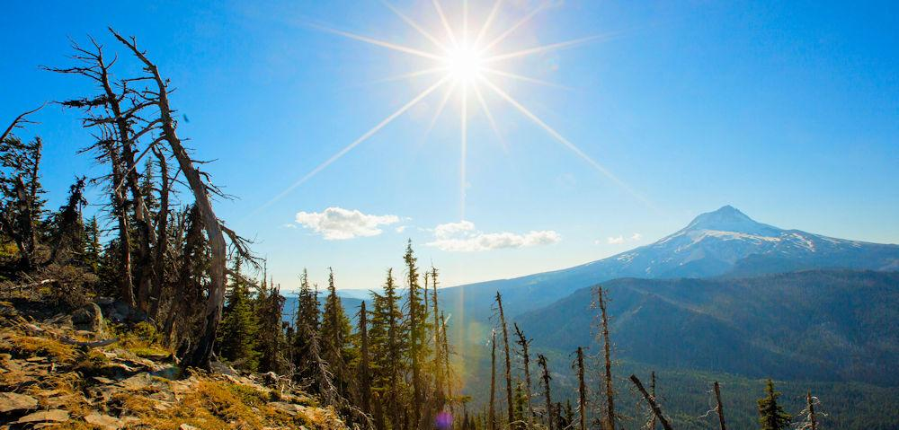 Mount Hood Credit Leslie Kehmeier thewideeyedworld com
