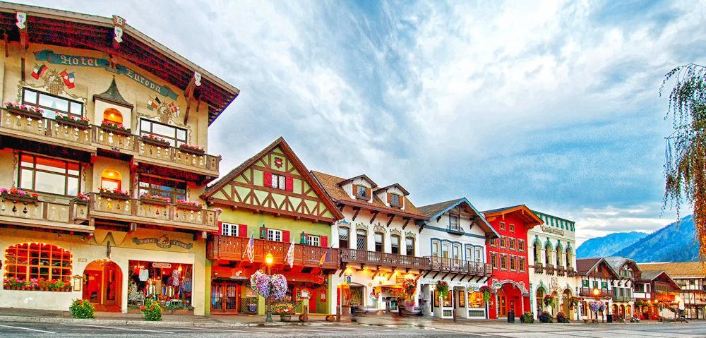 WA Leavenworth