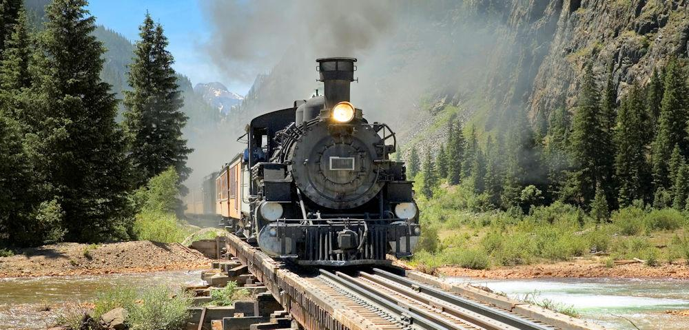 CO Durango Train