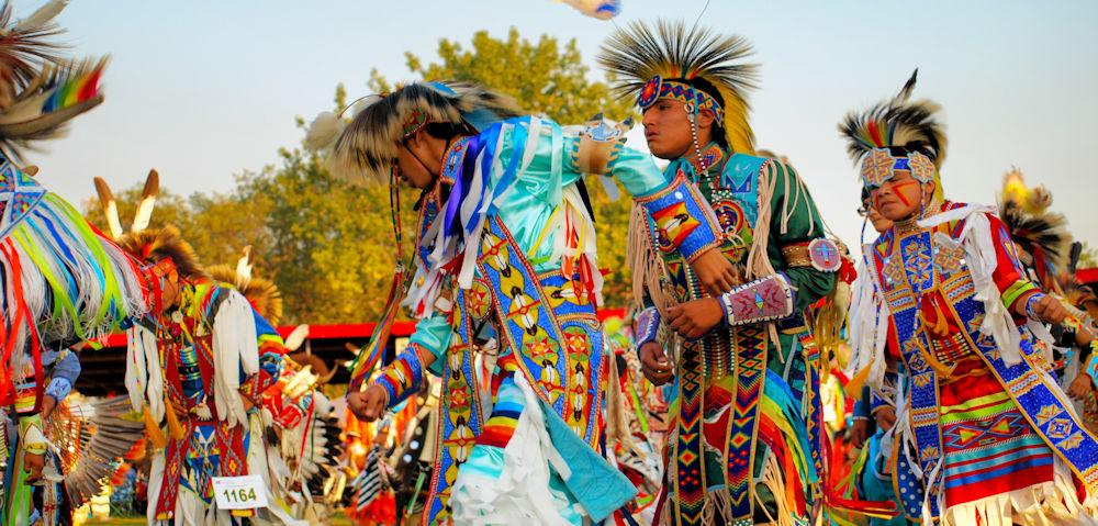ND Pow Wow Photo Courtesy of ND Tourism