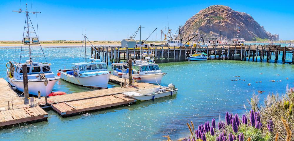 CA Morro Bay
