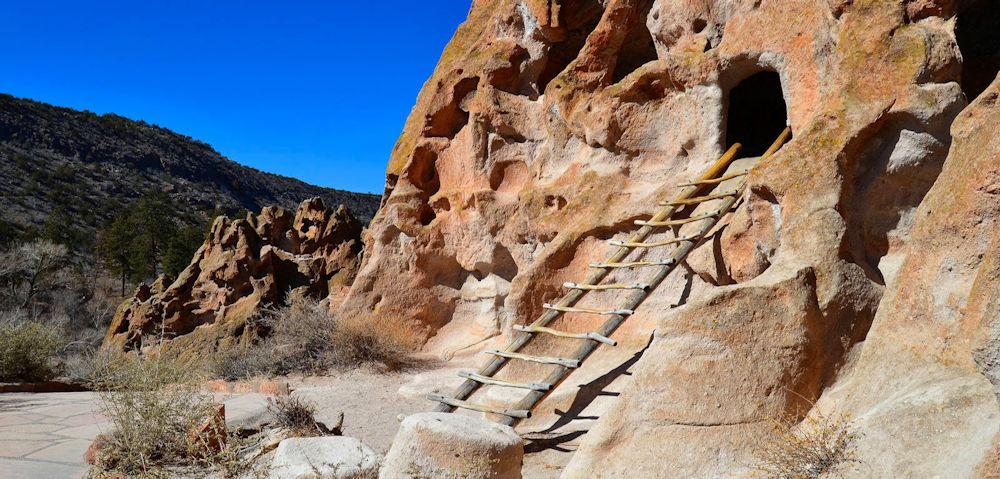 NM Bandelier National Monument