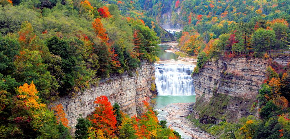 Finger Lakes Letchworth