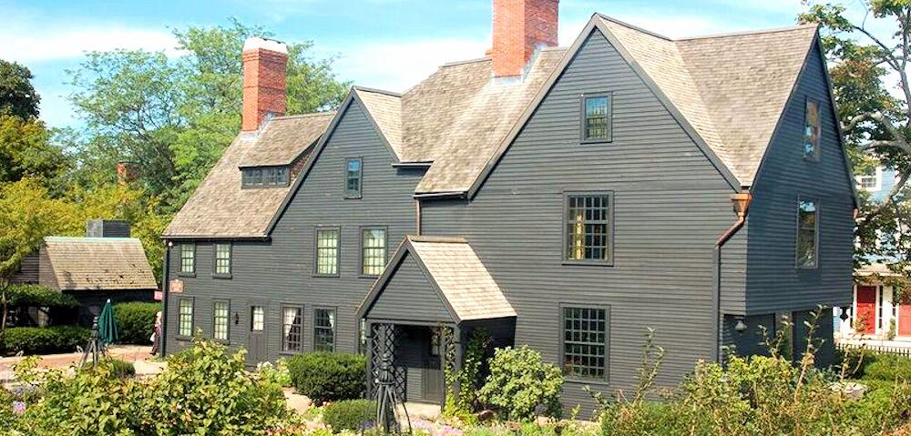 MA Salem House of Seven Gables Courtesy of Destination salem