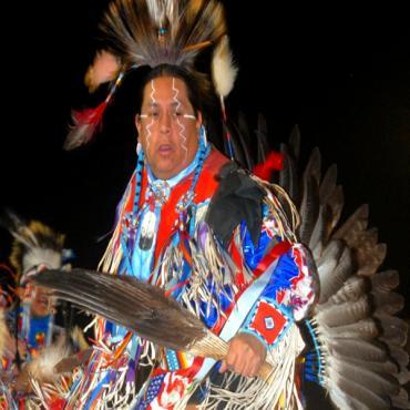 Native American Dancer MT