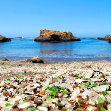 CA Fort Bragg Glass Beach
