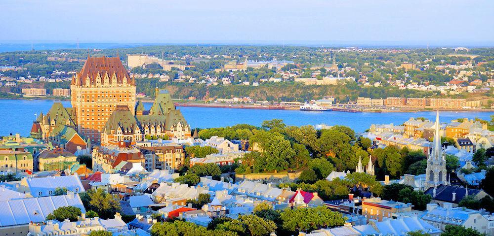 Quebec City Photo Courtesy of Quebec Region
