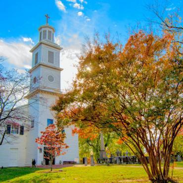 St. Johns Church Exterior Photo Credit Visit Richmond VA