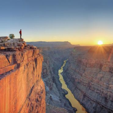 Grand Canyon View Photo Credit Haim Zafra web