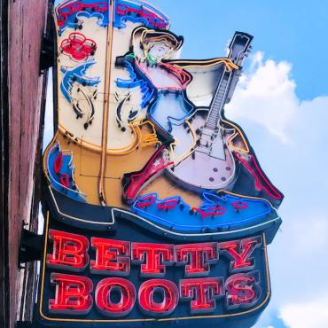 Nashville Betty Boots