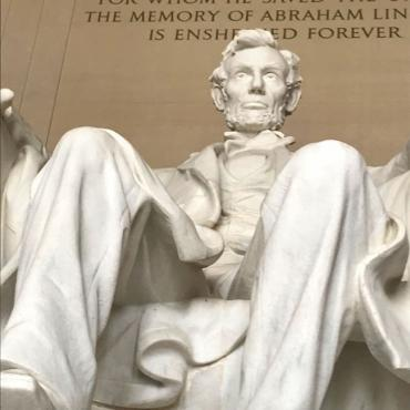 WAS DC Lincoln Memorial