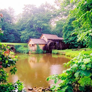 VA Mabry Mill