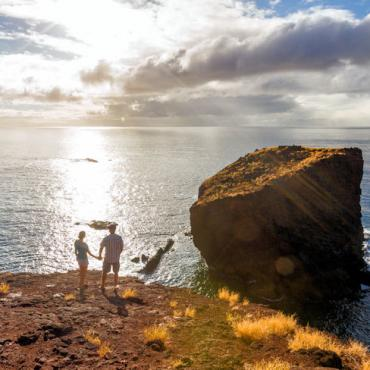 HI Lanai Sweetheart rock Photo Credit Hawaii Toursim Tor Johnson