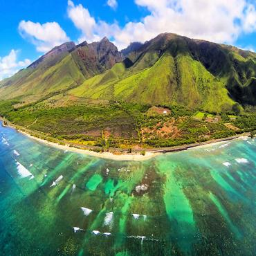 Maui Olowalu Reef
