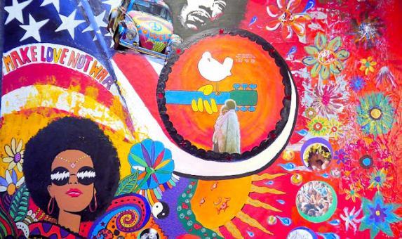 Woodstock art