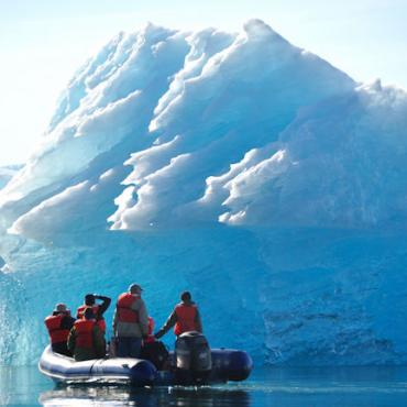 Uncruise Alaska-iceberg