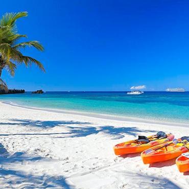 Tabayan Beach Roatan Honduras