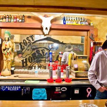 TX Marfa Lost Horse Saloon