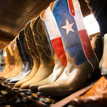 TX boots Photo Credit Travel Texas