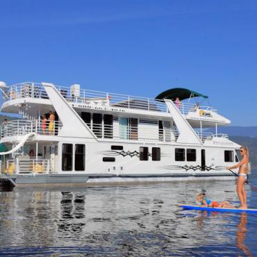BC Houseboat