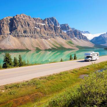 EL Monte RV Banff