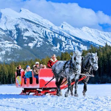 Horse_Sleigh_Ride_Banff_Photo Credit  Banff and Lake Louise Tourism  Paul Zizka Photography.