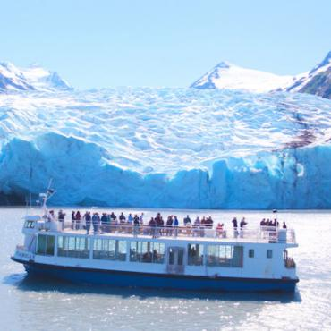 AK Portage Glacier