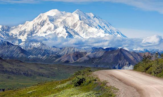 AK Denali Every Road