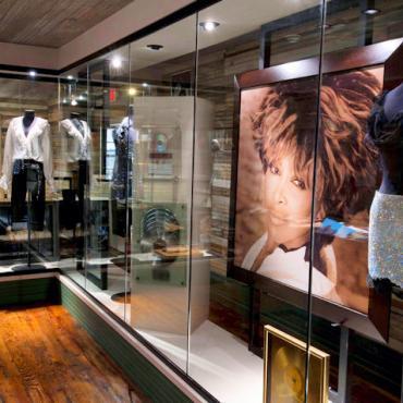 Tina Turner Museum At WestDeltaHeritageCentre web