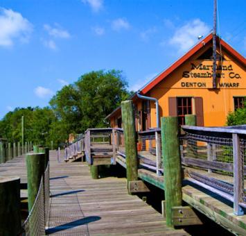 MD Harriet Tubman Underground Railroad, Choptank River Heritage Center, Harriet Tubman Byway