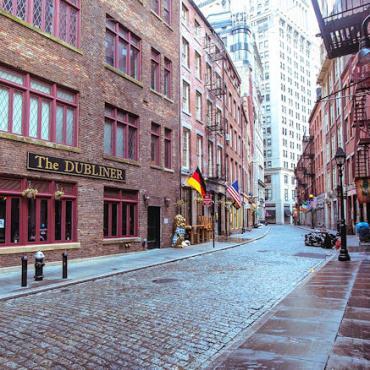 NY Stone Street