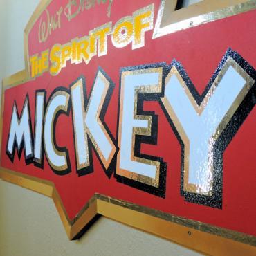 WDHM Spirit Of Mickey Photo Courtesy of Walt Disney Hometown Museum