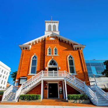 AL Montgomery_DexterBaptist Church