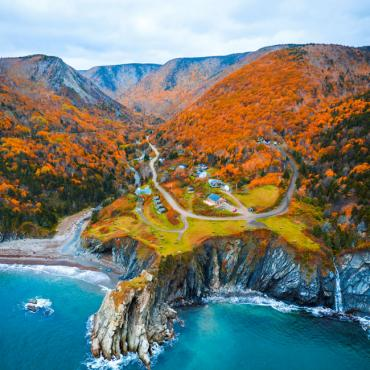 NS Meat Cove Cape Breton Island Photo Credit Tourism Nova Scotia Photographer Tom Cochrane