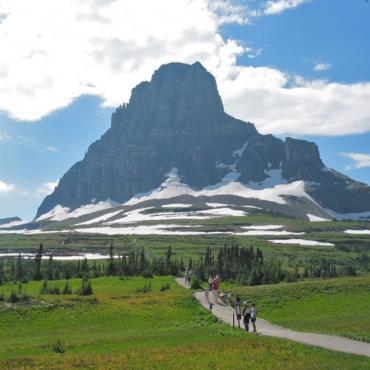 Glacier Natl Park MT