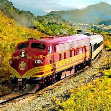 CO Rio Grande Train